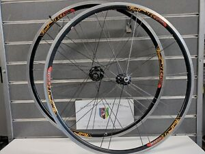 Vintage Rolf Vector Wheelset 700c Clinchers Shimano freehub Little Use