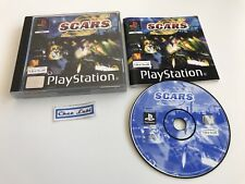 SCARS S.C.A.R.S. - Sony PlayStation PS1 - PAL EUR - Avec Notice