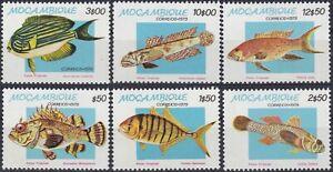 Mozambique 1979 SG766 Tropical Fish Set Complete MNH - US-Seller