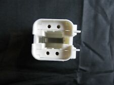 5 x 2G11 Vertical Mount 4 Pin Compact Fluorescent Lamp Holder Snap in Foot UK #F