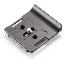 """DPG50 1/4"""" Quick Release Plate For Canon 1D 1Ds Nikon D2 D3 D4 Battery Grip Kirk"""