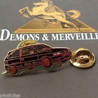 Pin's Folies *** Demons et Merveilles Automobile Opel Astra Vert