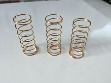 Boosey and Hawkes / Besson Sovereign Cornet /Tenor Horn Valve Springs - Set of 3