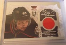 13-14 2013-14 CROWN ROYALE EMERSON ETEM HEIRS TO THE THRONE JERSEY HT-EE DUCKS