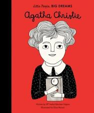 Agatha Christie (Little People, BIG DREAMS) by  in New