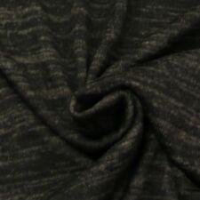 Tricot Noir Moucheté 1,50m Largeur