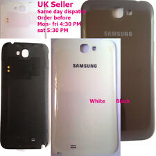 Samsung Galaxy Note 2 N7100 Note2 Battery Back Cover Housing case OEM .