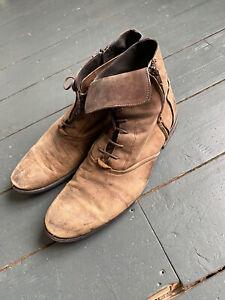 Zara Boots Mens Size 11