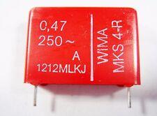 2 x SENSEO 7840 Reparatur reparieren 0,47uF Entstör Kondensator #19F70#