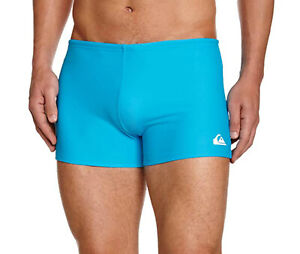 MENS QUIKSILVER MAPOOL SWIM BRIEF WEAR SLEEK AND SEXY HIPSTER SWIMMING TRUNKS
