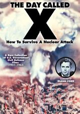 The Day Called X: How To Survive A Nuclear Attack NEW DVD