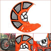 New Orange X-Brake Front Brake Disc Guard Cover For  125-530 EXC/EXC-F 03-15