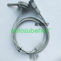 1pcs New mindray ECG monitor telemetry 5 lead wire EY6502B snap-on