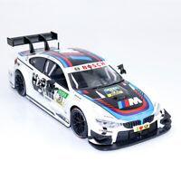 1:24 BMW M4 DTM Rennauto Die Cast Modellauto Auto Spielzeug Model Sammlung