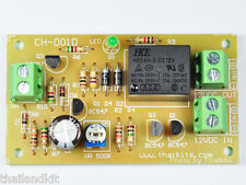 Car Ceiling light Delay Off Timer 6s to 4.5minutes multi-input 12VDC 10A relay