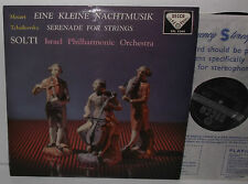 SXL 2046 Mozart Eine Kleine Nachtmusik Tchaikovsky Serenade For Strings ED1 WBG