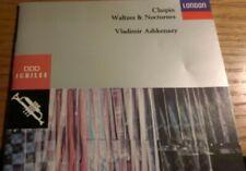 Chopin: Waltzes & Nocturnes (CD, Sep-1992, Decca)