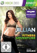Jillian MICHAELS FITNESS ADVENTURE (kinect necessario) XBOX 360