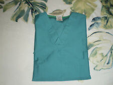 New Pinnicle Health Scrub Top Size Med
