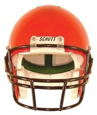 Schutt Sports Super Pro Carbon Steel Varsity OPO Football Faceguard Scarlet