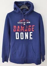 BOSTON RED SOX Damage Done 2018 Women Hoodie Small MLB Baseball Jumper Sweater S