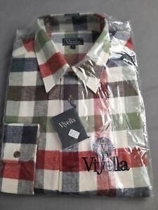 Viyella Mens Shirt Size L