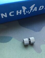 Benchmade Bedlam 860 - Double Barrels Thumb Stud