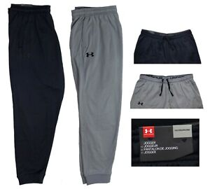 NWT$55 Under Armour Coldgear Armour Fleece Joggers Men's Pants 1320760   2XL