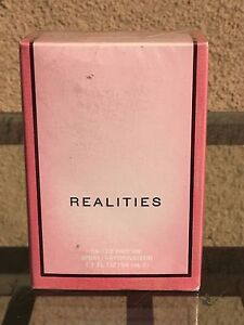REALITIES PINK 1.7 oz / 50 ml by Liz Claiborne Women EDP Spray *NEW-SEALED