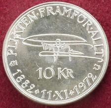 Suecia 10 coronas 1972 (C0806)