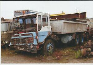 Photo, Rough Leyland Tipper,   HMO 909K