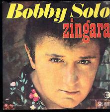 ZINGARA - PICCOLA RAGAZZA TRISTE ##  BOBBY SOLO