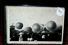#D355,International Balloon Race Columbus O 1908 Seldom Seen