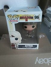 FUNKO POP MOVIES HOW TO TRAIN YOUR DRAGON 2 ASTRID RETIRED vaulted NIB RARE VHTF