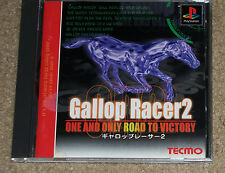 Gallop Racer 2 Playstation Import
