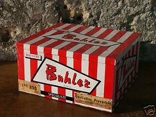 boite a gâteaux 50's vintage drugstore cookie/candy bonbon box loft épicerie !!!
