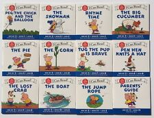 12 Phonics Tug The Pup #2 I Can Learn to Read Book Set Kindergarten Level C D E