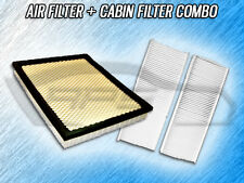 AIR FILTER CABIN FILTER COMBO FOR 2008 2009 2010 2011 2012 NISSAN PATHFINDER