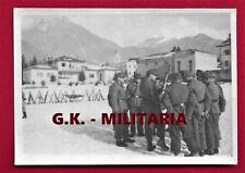 Polizei-Regiment Bozen Tolmin 1945 2.WK Bandenkampf Slowenien Isonzo WW2  (18)