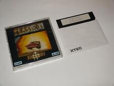 Atari 48k DISK ~ Plastron by Harlequin ~ Atari 400/800/600XL/800XL/130XE/65XE