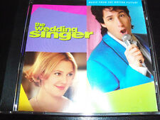 The Wedding Singer 80s Movie Soundtrack (Culture Club David Bowie New Order) CD