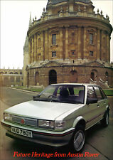 MG MAESTRO RETRO POSTER A3 PRINT FROM CLASSIC 80'S ADVERT