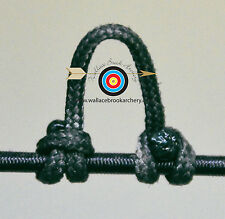 2 Pack Od Green Archery Release Bow String Nock D Loop Bowstring Bcy #24