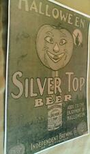 1898 Duquesne Beer Halloween Ad Independent Brewing Co Pittsburgh Pa Poster Repo
