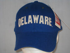 DELAWARE HENS  HAT FOOTBALL BASKETBALL BALL CAP USA MADE WOOL BLEND THROWBACK