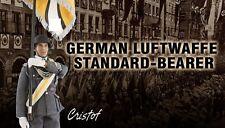 DRAGON IN DREAMS 1/6 SCALE WW II GERMAN CRISTOF LUFTWAFFE STANDARD BEARER