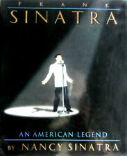 Frank Sinatra, An American Legend by Nancy Sinatra - First Edition 1995 + CD New