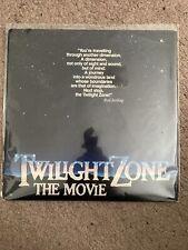 Twilight Zone the Movie Laserdisc