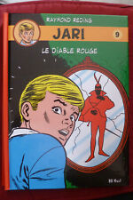 BD jari n°9 le diable rouge bd must 2014 TBE reding (eric castel) + ex libris