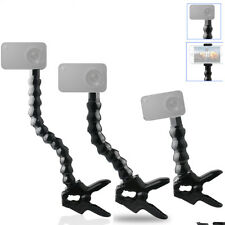 Flexible Octopus Monopod with Clip Holder for Gopro Hero cameras for Phones